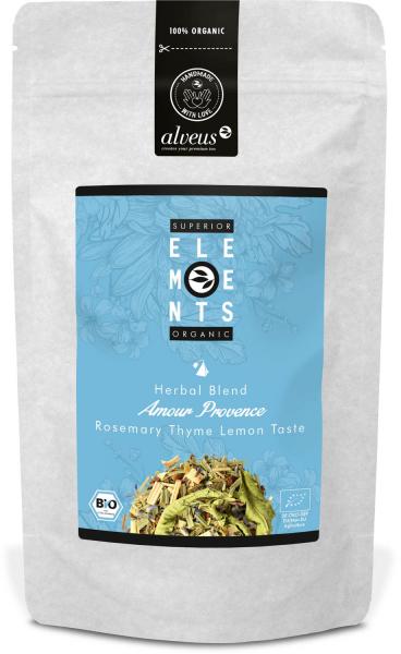 Ceai din plante BIO - Amour Provence 0