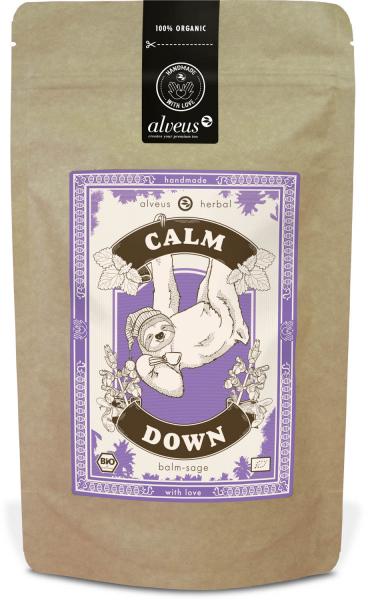 Ceai din plante BIO Herbal - Calm Down 0