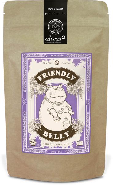 Ceai din plante BIO Herbal - Friendly Belly 0