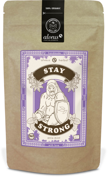 Ceai din plante BIO Herbal - Stay Strong 0