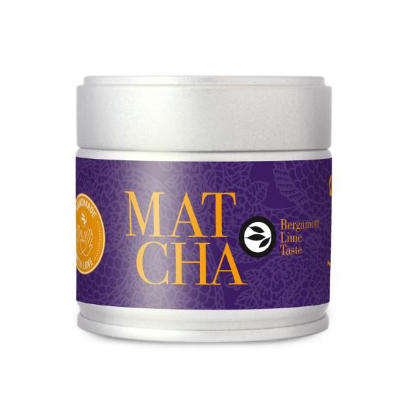Ceai Matcha BIO - Bergamot Lemon 0