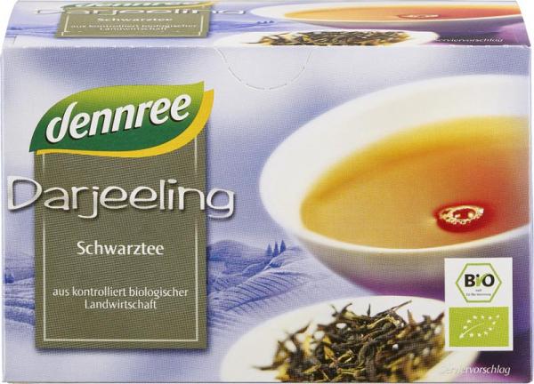 Ceai negru Darjeeling Bio 0