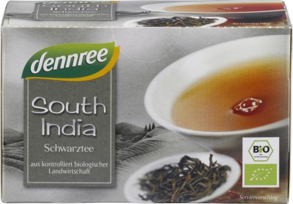 Ceai negru India Bio 0