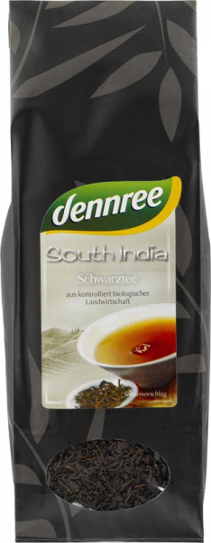Ceai negru India ecologic [0]