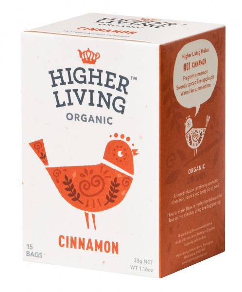 Ceai SCORTISOARA eco, 15 plicuri, Higher Living 0