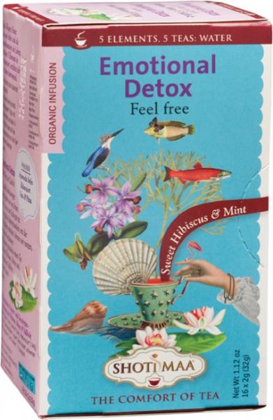 Ceai Shotimaa Elements - Emotional Detox bio 16dz 0