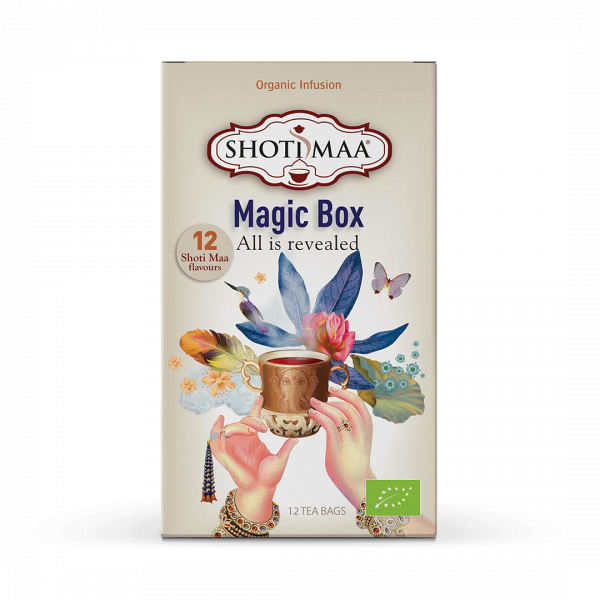 Ceai Shotimaa Magic Box mix bio 12dz 0