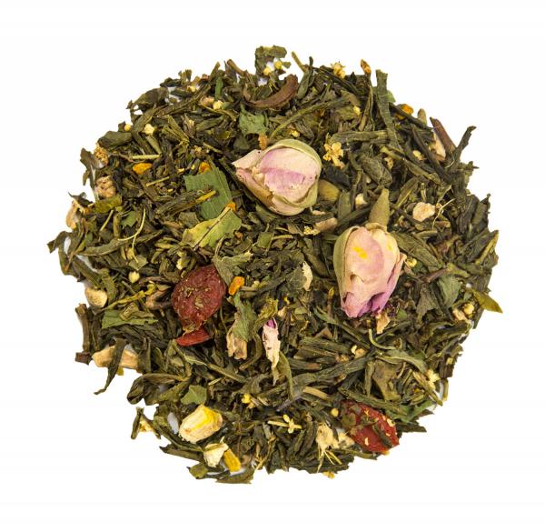 Ceai verde BIO Detox - Beauty 1