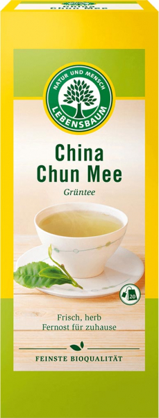 Ceai verde China Chun Mee [0]