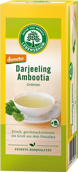 Ceai verde Darjeeling demeter 0
