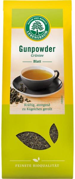 Ceai verde Gunpowder China [0]