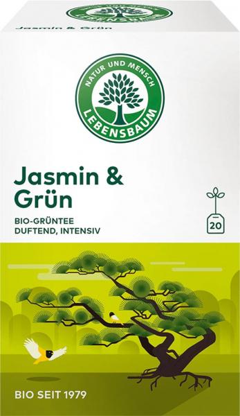 Ceai verde Jasmin 0