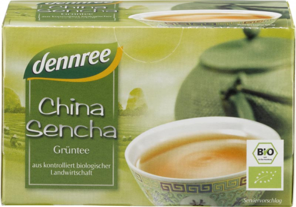Ceai verde Sencha Bio [0]