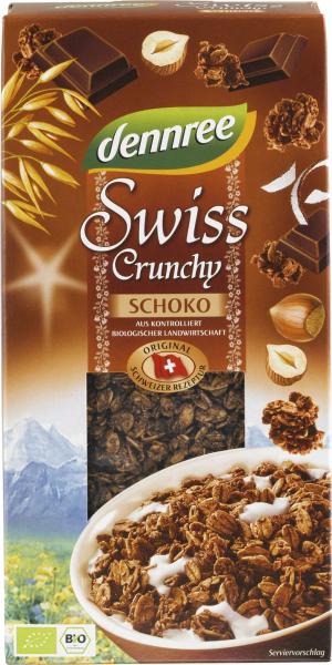 Cereale crocante cu alune si ciocolata 0