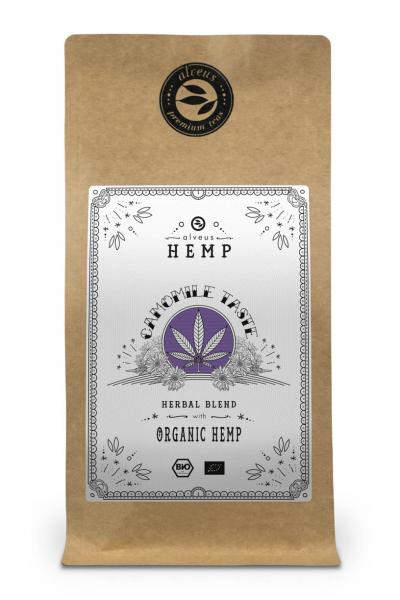 Ceai BIO Hemp -Chamomile Taste 0