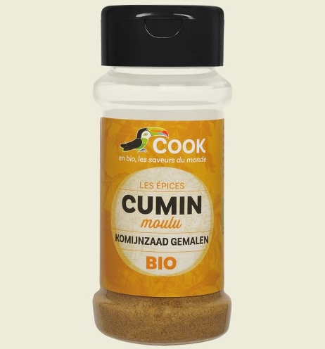 Chimion macinat bio 40g Cook 0