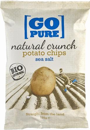 Chipsuri din cartofi cu sare coapte manual 0