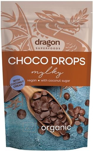 Choco drops Milky eco 250g DS 0