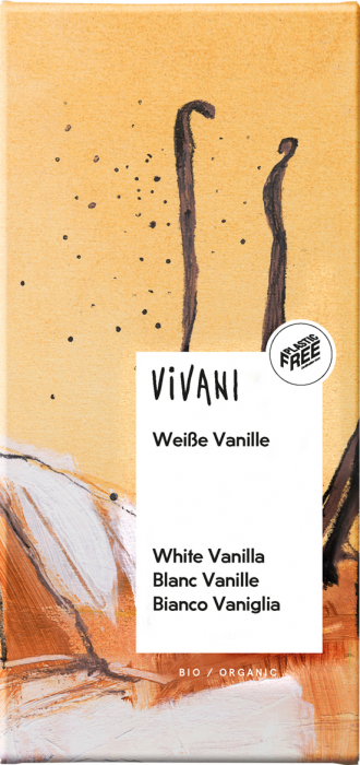 Ciocolata alba cu vanilie bio [0]