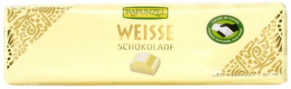Ciocolata bio albă mică HIH 0