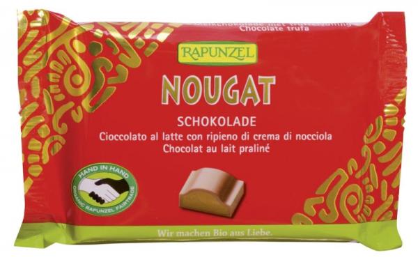 Ciocolata Bio Nougat Cristallino HIH 0