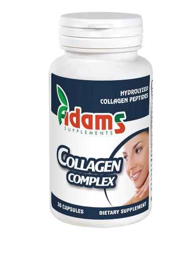Collagen Complex 750mg, 30 capsule, Adams Vision 0