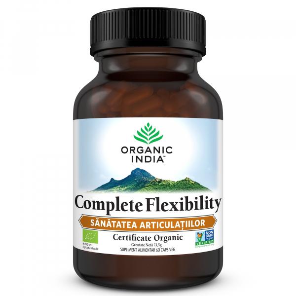 Complete Flexibility – Sanatatea Articulatiilor 0