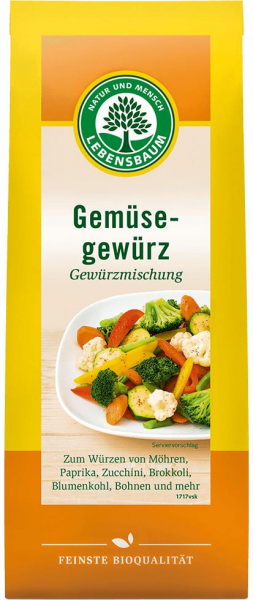 Condiment bio pentru legume [0]