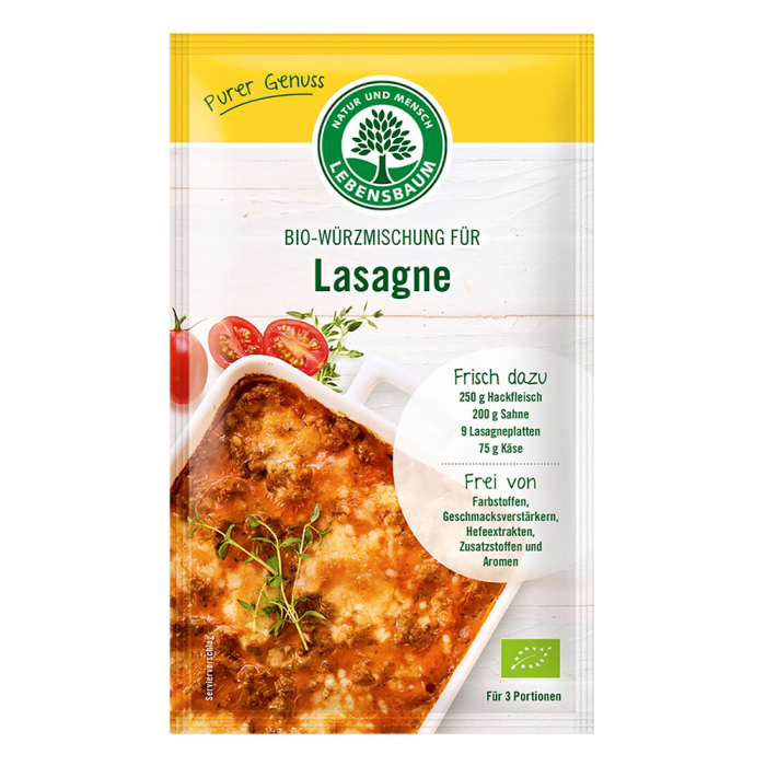 Condimente bio pentru Lasagna [0]