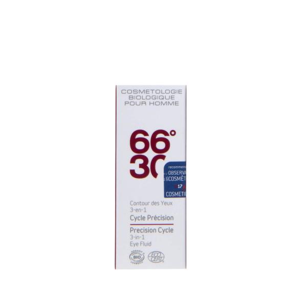 Contur pentru Ochi 3-in-1 BIO, 66-30, 15 ml 2