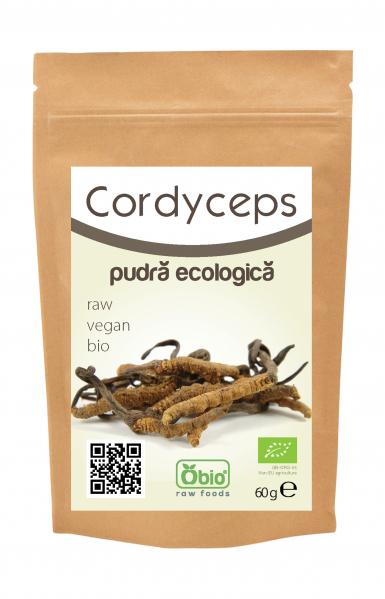 Cordyceps pulbere bio 60g 0