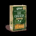 Crackers din in cu leurda raw eco 90g 0