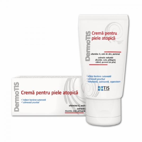 Cremă pentru piele atopica DermoTis, 40 ml, Tis Farmaceutic [0]