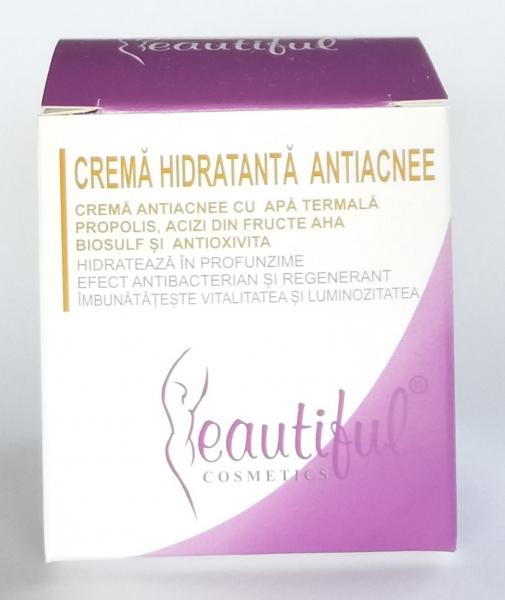 Crema antiacnee hidratanta 50ml 0