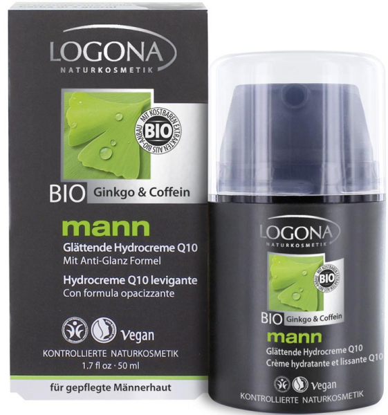 Crema bio Hydrocream cu Q10 pentru barbati [0]