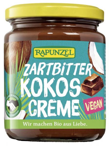 Crema de ciocolata amaruie cu cocos 0