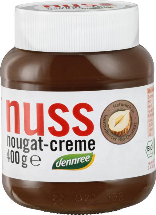 Crema de ciocolata cu alune Nuss-Nougat [0]
