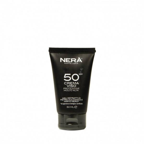 Crema de fata pentru protectie solara very high SPF50, Nerà, 50ml 0