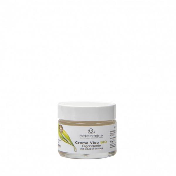 Crema de fata revitalizanta cu 30% extract de melc BIO, Helidermina, La Dispensa, 50 ml [0]