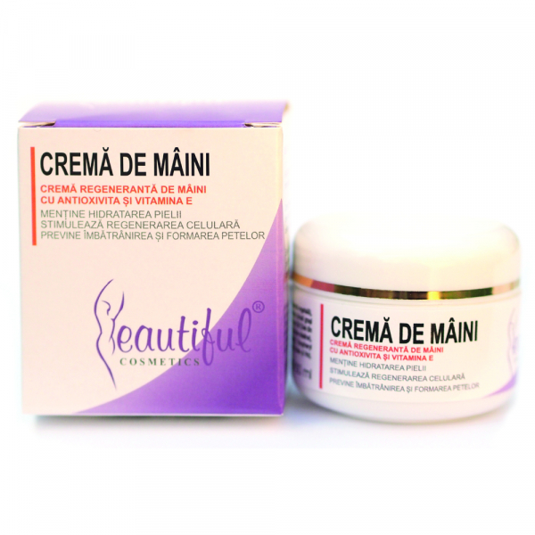 Crema de maini Antioxivita 50ml 0