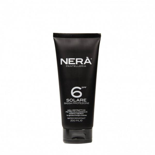 Crema pentru protectie solara low SPF6, Nerà, 200 ml 0