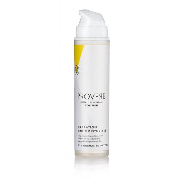 Crema pro hidratanta pentru barbati, 50 ml, Proverb 0