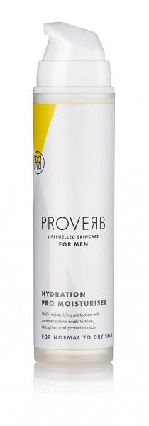 Crema pro hidratanta pentru barbati, 50 ml, Proverb 1