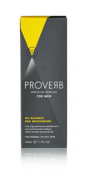 Crema pro hidratanta pentru barbati Oil balance, 50 ml, Proverb [0]