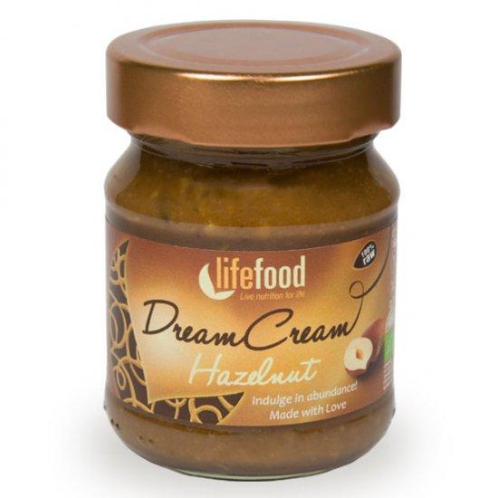 Crema raw Dream Cream cu alune bio 150g 0