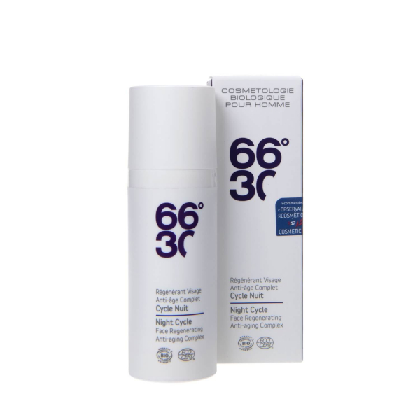 Crema Regeneranta Anti-aging BIO, 66-30, 50 ml [1]