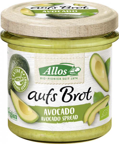 Crema tartinabila cu avocado bio [0]