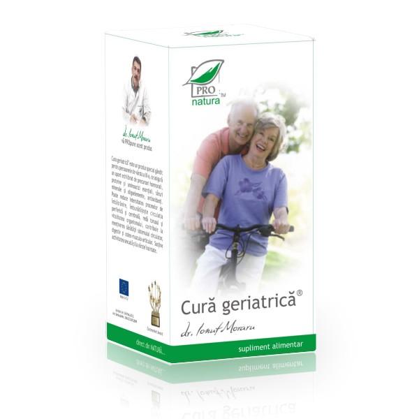 Cura geriatrica, 480 capsule, Medica 0