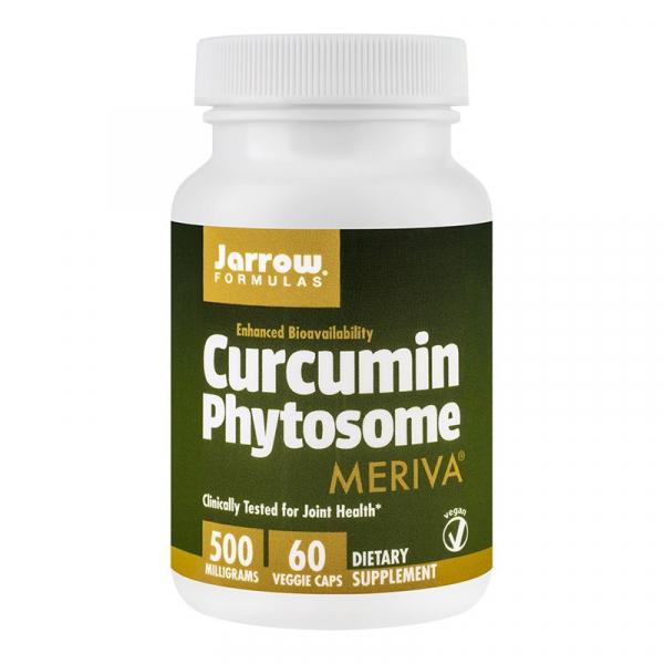Curcumin Phytosome Jarrow Formulas, 60 capsule, Secom 0