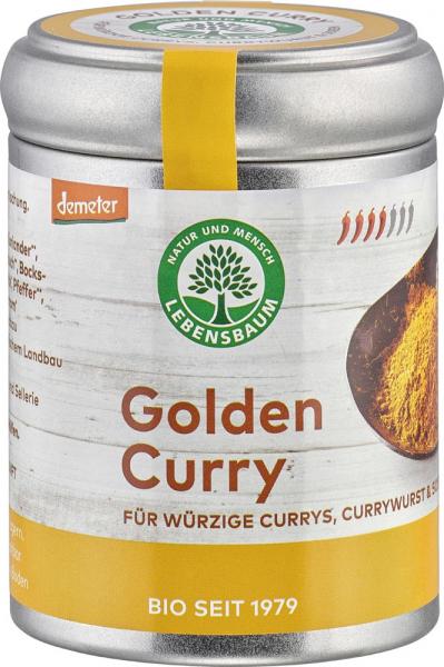 Curry auriu pentru orez, legume si carne 0